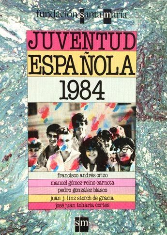 jovenes españoles 1984