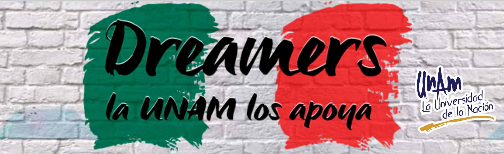 La UNAM lanza una plataforma virtual para ayudar a los dreamers