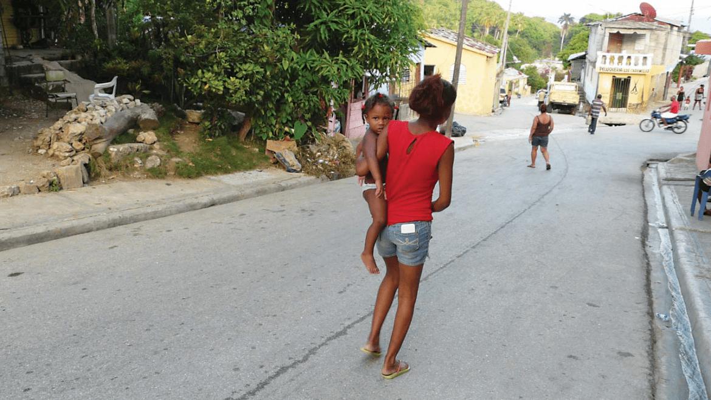 El embarazo en adolescentes: INDH 2017
