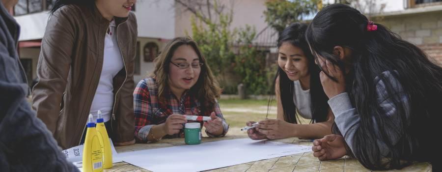 Mujeres tras un sueño por la ciencia
