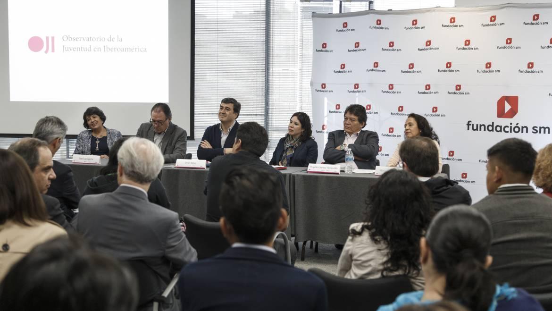 El Observatorio de la Juventud en Iberoamérica se presenta oficialmente en México