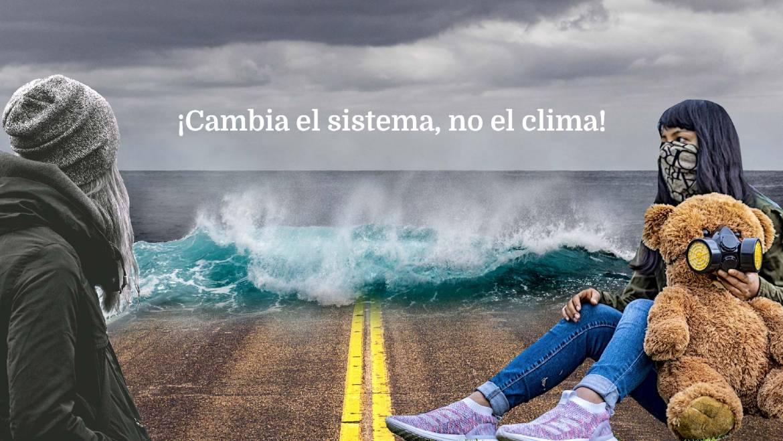 El liderazgo juvenil en la respuesta social frente al cambio climático