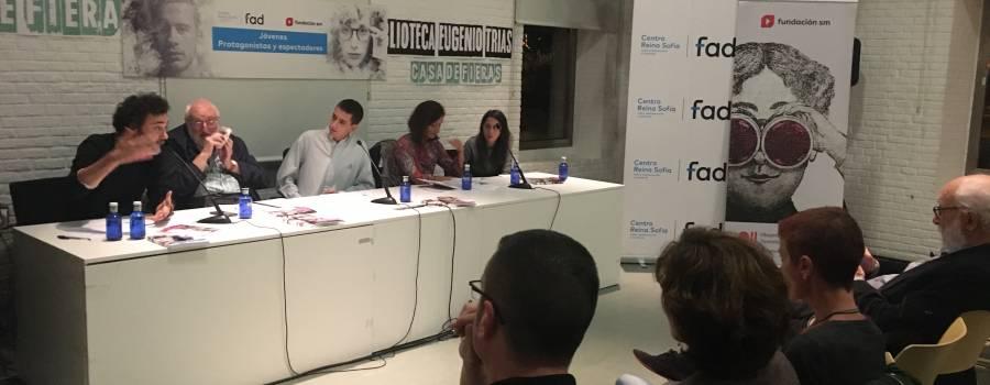 """Fundación SM y Fad presentan la obra conjunta """"Protagonistas y espectadores"""""""