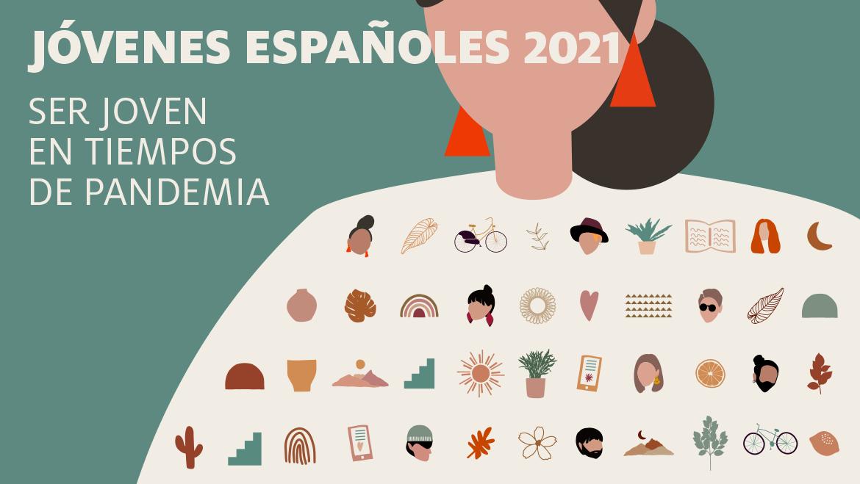 Presentación del informe jóvenes españoles 2021